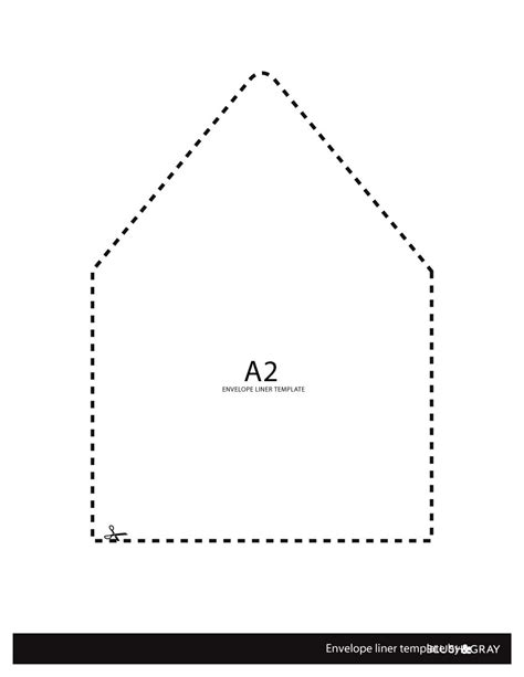 a9 greeting card envelope template envelope envelope liner template