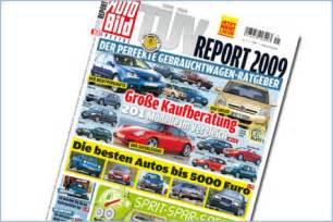 Autobild Inserate by Der Gebrauchtwagen Ratgeber Autobild De