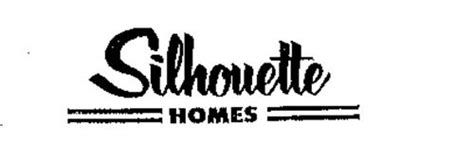 brilliant homes inc silhouette homes trademark of brilliant homes corporation serial number 74660709