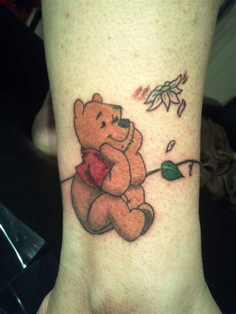 pooh tattoo designs winnie the pooh tattoos designs ideas and meaning