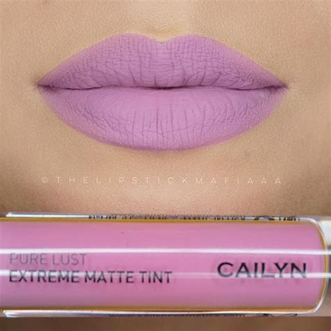 Cailyn Lust Lipstick 26 Sweet Lust 21 best images about cailyn lust matte tint