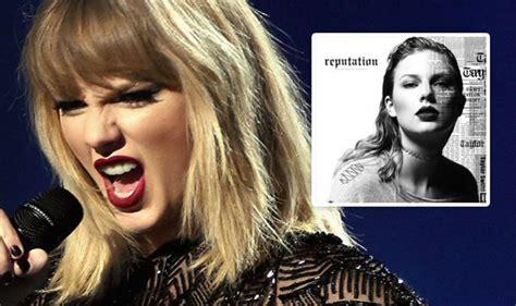 taylor swift delicate number one taylor swift reputation chart update album set for huge