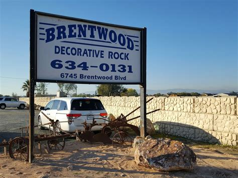 Brentwood Decorative Rock by Brentwood Decorative Rock 10 Photos 10 Reviews