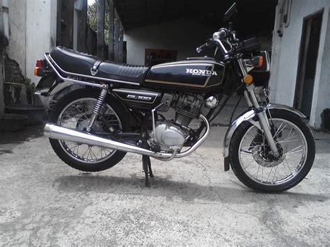 Sparepart Honda Gl 100 motor honda gl 100 dijual honda motor
