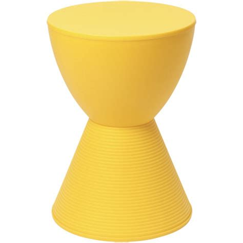 What Is Yellow Stool by Home Styling On A Shoestring 04 01 2010 05 01 2010