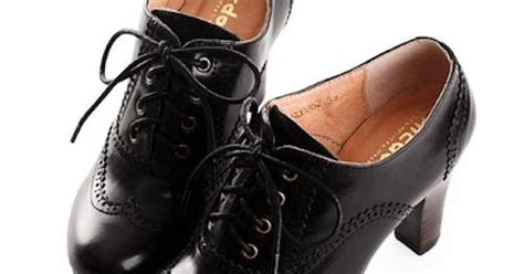 buy womens oxford shoes buy black high heel retro vintage style lace up dress