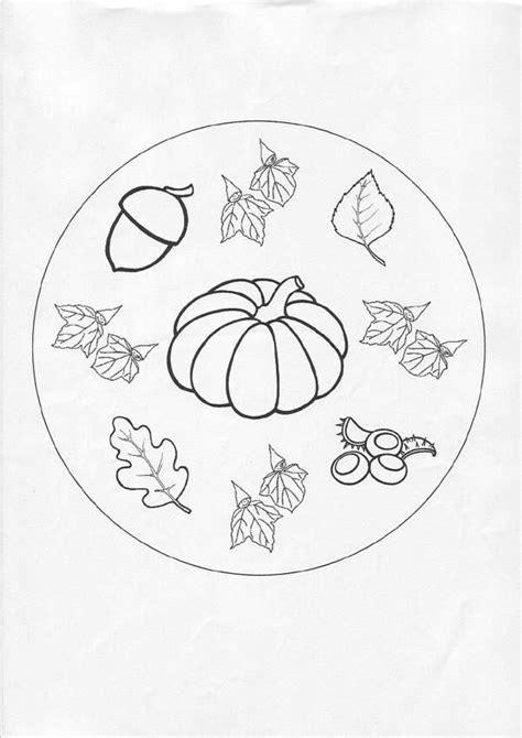 autumn mandala coloring pages mandalas for beginners autumn mandala