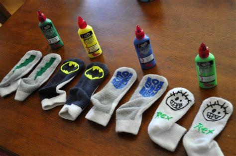 diy hospital socks diy no slip socks for kidsomania
