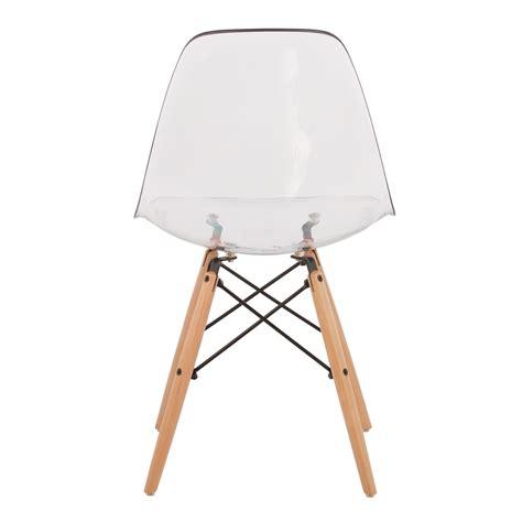 sedia trasparente sedia ims trasparente sklum italia
