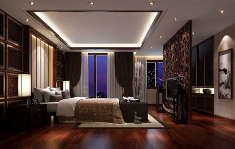 ultra modern ceiling designs   master bedroom