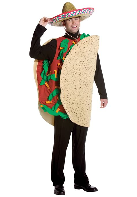 easy costumes for adults taco costume food costumes