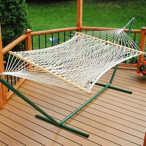 outdoor hammock swing china rope hammock outdoor leisure swing bed hc201