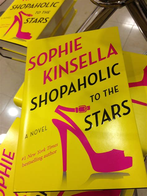 shopaholic to the stars book signing sophie kinsella s new shopaholic to the stars jerseyfashionista com