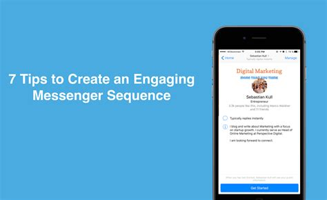 7 Tips On How To Make Your Time A Pleasant Memorable Experience by 7 Tips On How To Create An Engaging Messenger