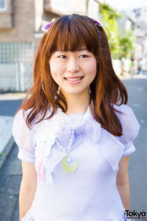 Blouse Mayumi harajuku styles w angelic pretty baby the