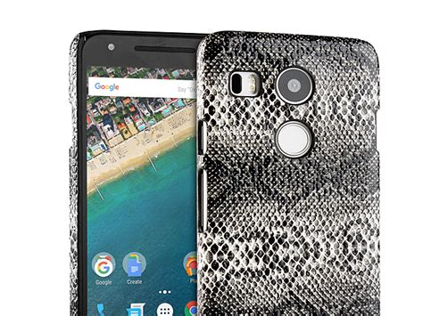 google nexus  faux snake skin  case