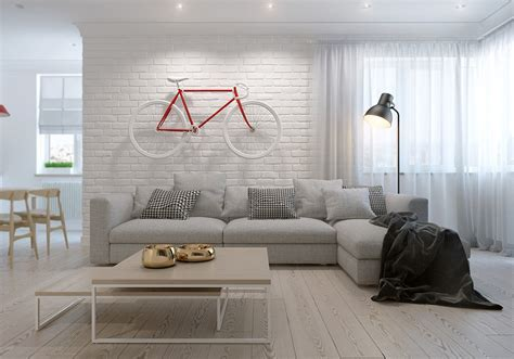 interesting l shaped sofa design for contemporary room