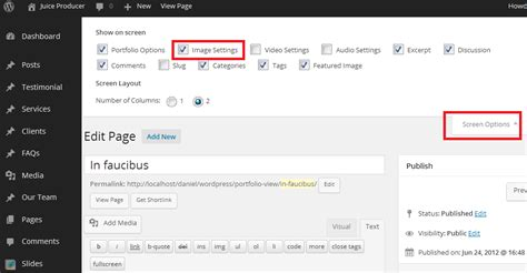 tutorial lightbox wordpress wordpress how to enable disable the lightbox feature for