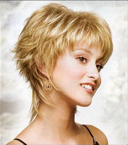 shaggy hair styles with bangs with medium hair 40 15 short shag hairstyles