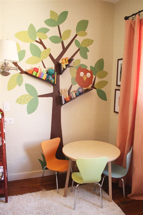 amazing interior design from moomin books kids corner extraordinary family tree wall decal target decorating