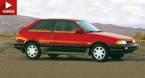 flashback 1988 mazda 323 gtx turbo awd hatch