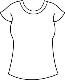 T Shirt Outline by T Shirt Outline Clip Cliparts Co