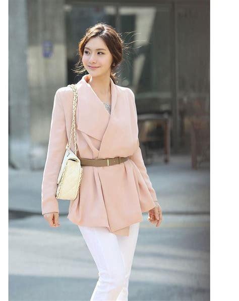 Atasan Casual Abu Abu Hitam Katun Cina Korea Style seperti apa model baju kerja wanita 2016 temukan jawabannya disini info tren baju terbaru di