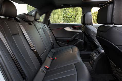 audi a4 b9 interior interior 2017 audi a4 2 0t quattro s line america