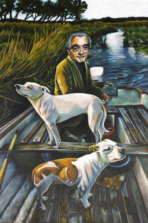 goodfellas dog boat painting art gallery san francisco ca loving andrew spear s