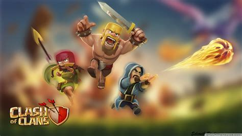 themes coc free clash of clans phone wallpaper by roryfg29