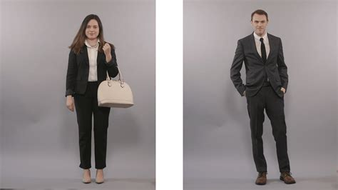 fashion experts tips    wear   job interview