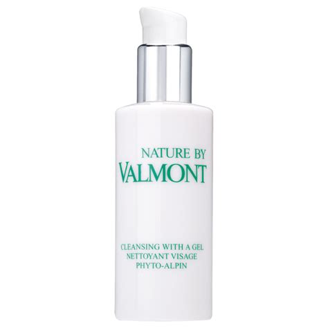 Valmont Detox by Valmont Cleansing With A Gel Free Shipping Lookfantastic