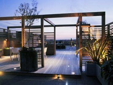 Garden Trellis Images Bowles Amp Wyer Roof Terrace London Trellis Lighting