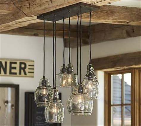 Paxton Glass 8 Light Pendant Paxton Blown Glass 8 Light Pendant 8 Ceiling Traditional Pendant Lighting By