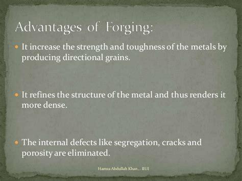 vignana shapes forging