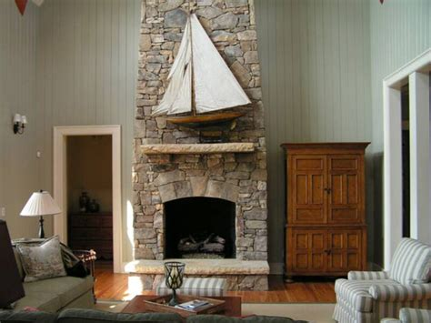 Story Stone Fireplace - 40 stone fireplace designs from classic to contemporary spaces