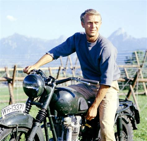 Steve Mcqueen Harley by Steve Mcqueen S Harleys Will Be Auctioned Autoevolution