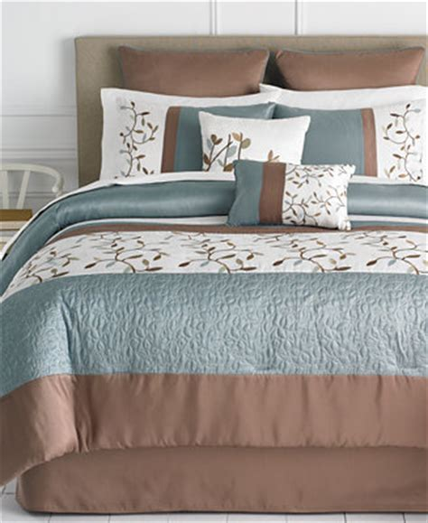 bed bath and beyond ocala closeout woodbury 8 piece comforter sets bed in a bag