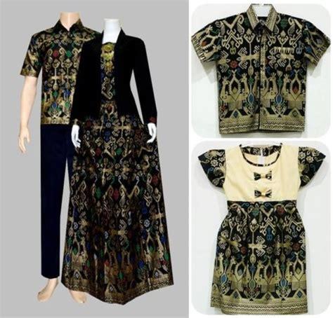 Batik Sarimbit Kebaya Pesta Kupu Anak gambar baju batik keluarga kebaya sarimbit pesta srf2 ijual