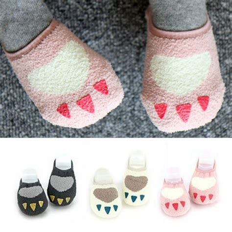 toddler slipper socks non skid toddler baby non slip slipper socks soft