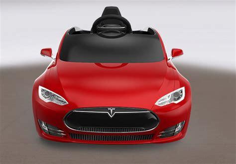 Tesla Partners Tesla Partners With Radio Flyer To Create A Kid Sized