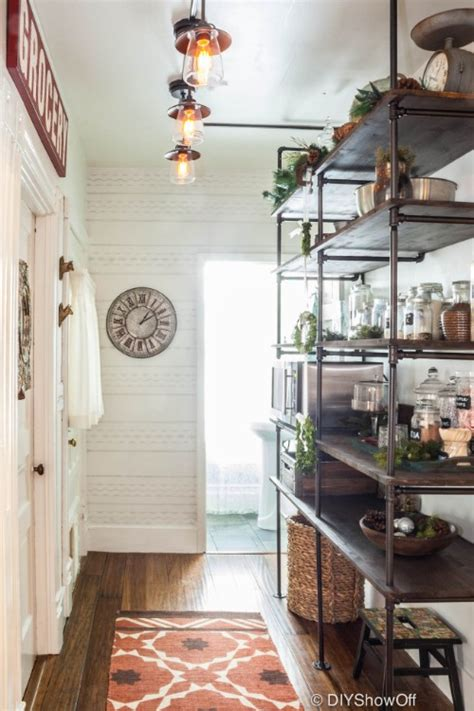 The Pantry Shelf by 40 Brilliant Diy Shelves That Will Beautify Your Home