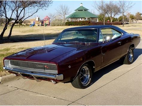 1968 dodge charger for sale classiccars cc 768977