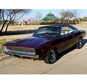 1968 Dodge Charger For Sale  ClassicCarscom CC 768977
