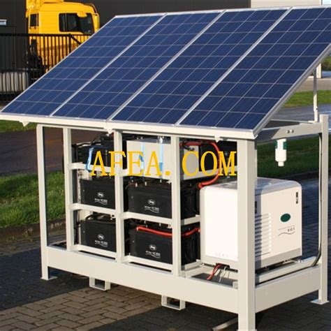 low price indoor or outdoor home solar panel kit supplier