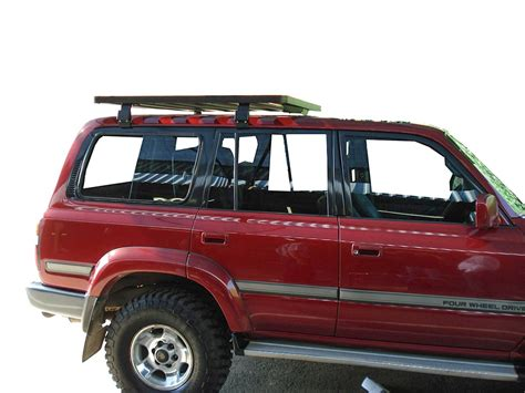 Land Cruiser 80 Series Roof Rack by Toyota Land Cruiser 80 1 2 Roof Rack Front Runner Free Shipping
