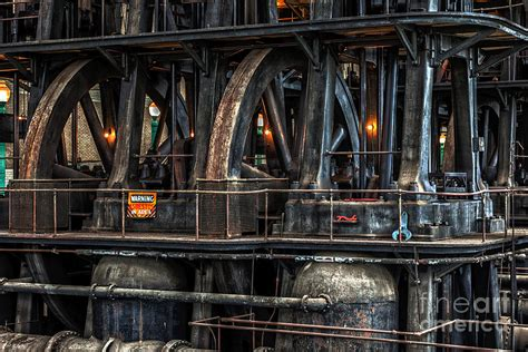 Industrial Arts by Industrial 4 Photograph By Phil Pantano
