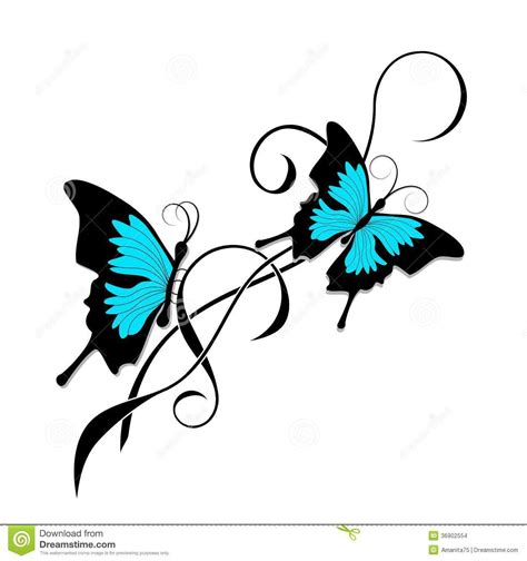tribal butterfly tattoo images beautiful tribal butterfly tattoos more similar stock