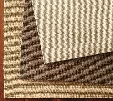 Sisal Rug Pottery Barn Solid Sisal Rug Swatch Pottery Barn