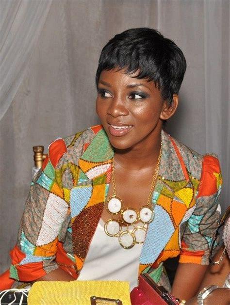 genevieve naiji hairstlyes genevieve nnaji africa inspired fashion pinterest